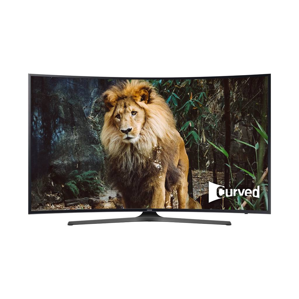 "UN65MU6500 Curved 65"" 4K UHD HDR 60Hz (120MR) LED Tizen Smart TV"
