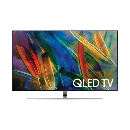 QN75Q7FAM 75-in QLED / 4K UHD / 240MR / Smart TV / Certified Open Box