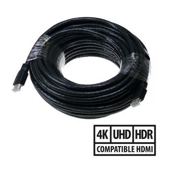 50ft Premium HDMI Cable