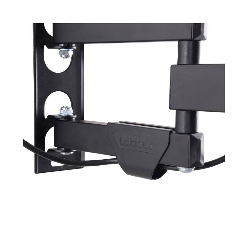 "OpenBox 14""-42"" Single Arm Swing TV Wall Mount Bracket with Tilt & Swivel / Articulating / Up to 25kg / OBPSW8731S2"
