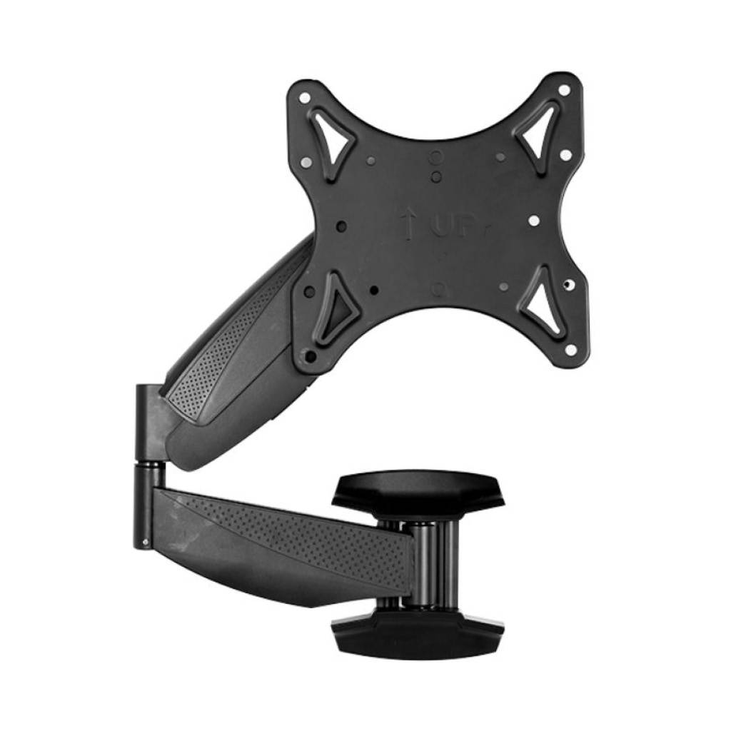 "OpenBox 24""-40"" Single Arm Swing TV Wall Mount Bracket with Spring Self Locking System / Articulating / Up to 13kg / OBPSW8602SUT"