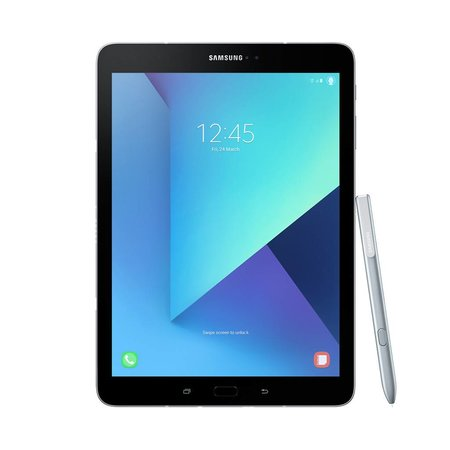 Galaxy Tab S3 9.7 in. Wi-Fi Tablet / Quad Core, Android 7.0  32GB / Black / Certified Open Box