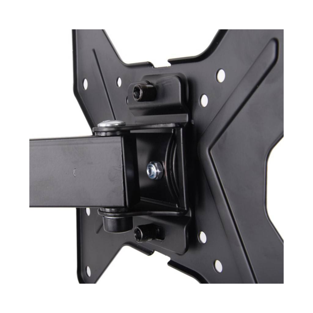 "OpenBox 14""-42"" Single Arm Swing TV Wall Mount Bracket with Tilt, Swivel & Rotate / Articulating / Up to 25kg / LB-F17"