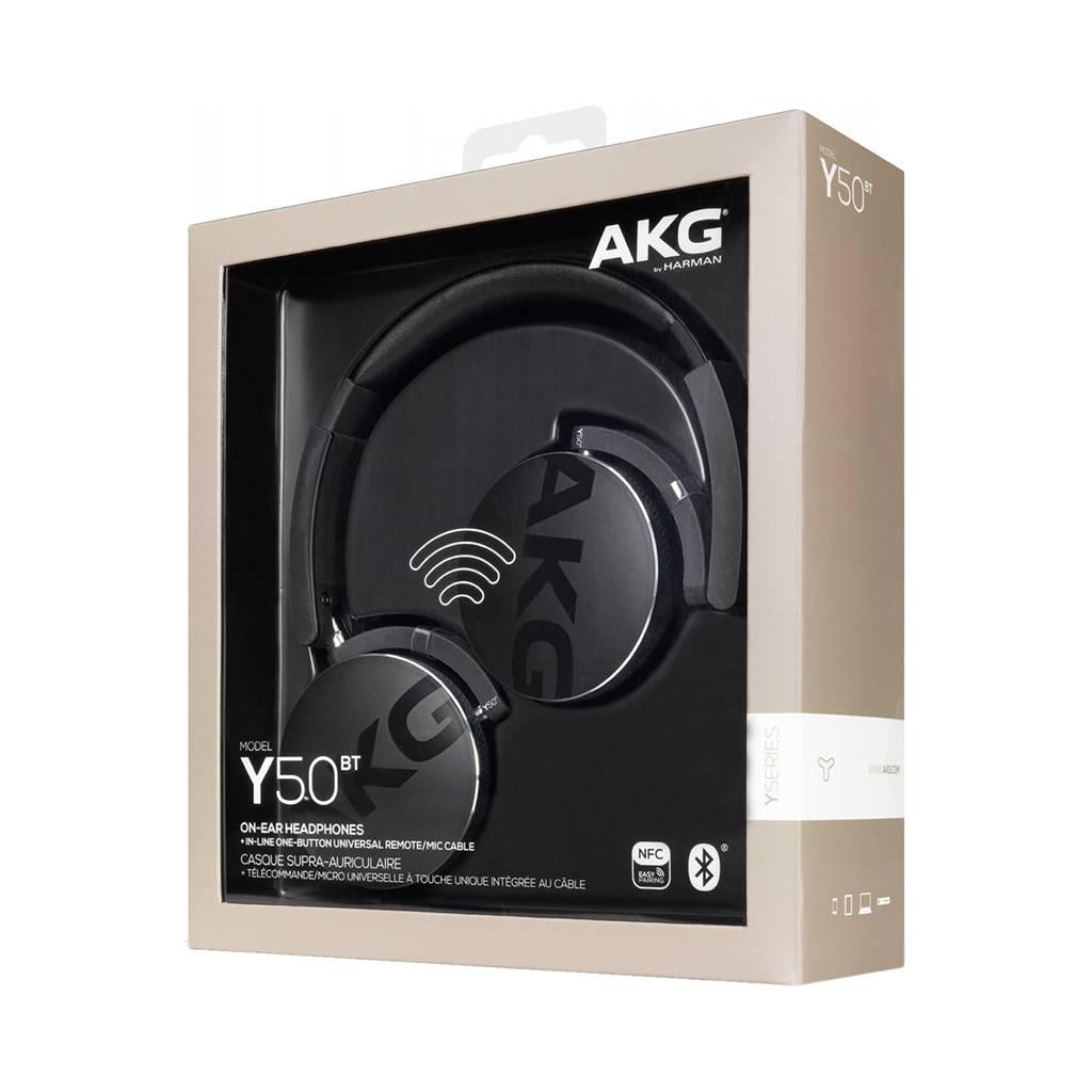 AKG C50 (Y50) Bluetooth on-ear Headphone