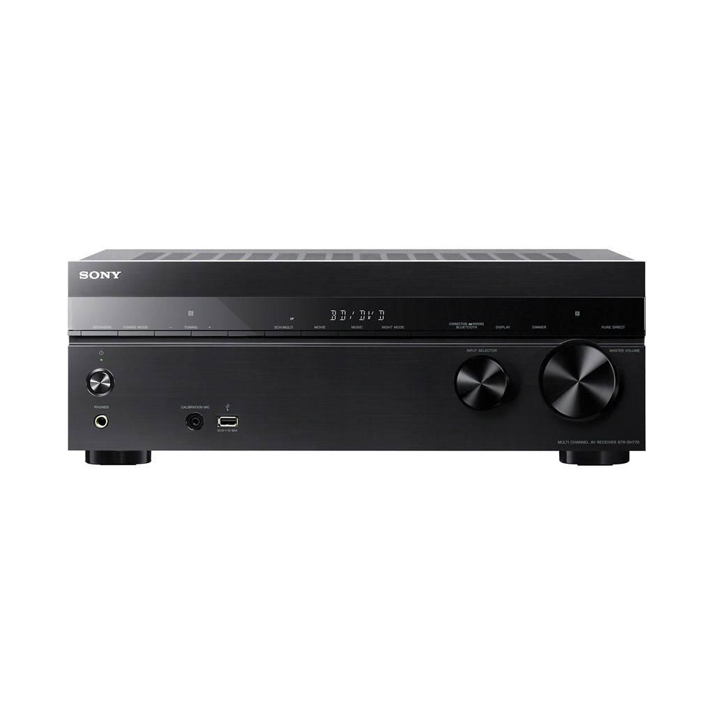 STR-DH770 7.2 Channel 4K Ultra HD Pass-Through AV Receiver