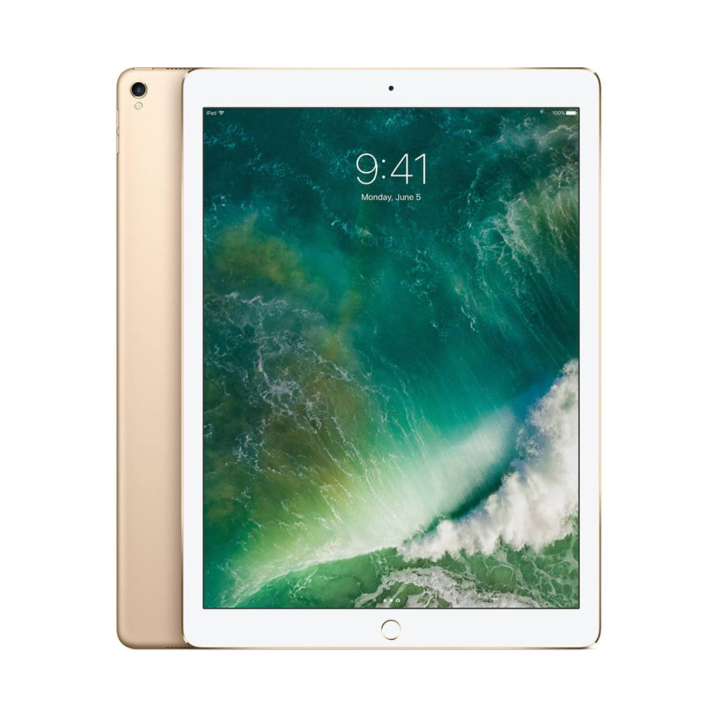 iPad Pro 2nd Gen 12.9 in / 64 GB / Gold / Wi-Fi / A10X Fusion Chip