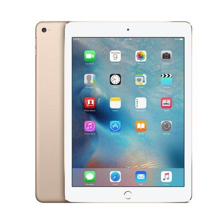 iPad Air 2 /9.7in Retina Screen / 128 GB / Gold Certified Open Box