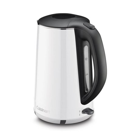 CJK-15WC 1.5 L Cordless Electric Kettle / White (90 Days Warranty)