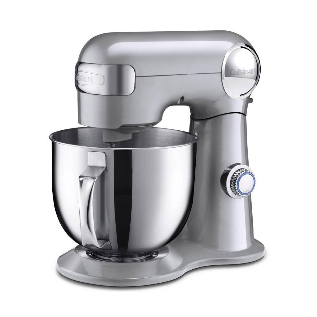 SM-50BCC Precision Master 5.5 Qt (5.2L) Stand Mixer / Silver (Brand New)