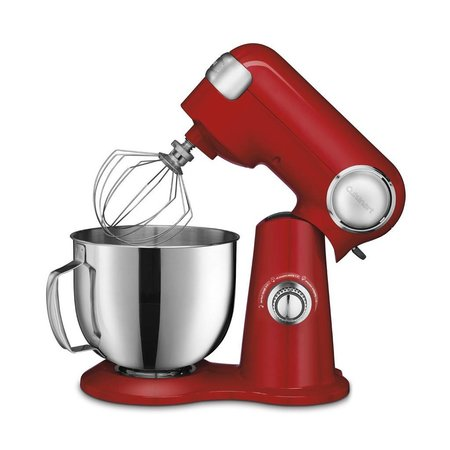 SM-50RC Precision Master 5.5 Qt (5.2L) Stand Mixer / Red (90 Days Warranty)