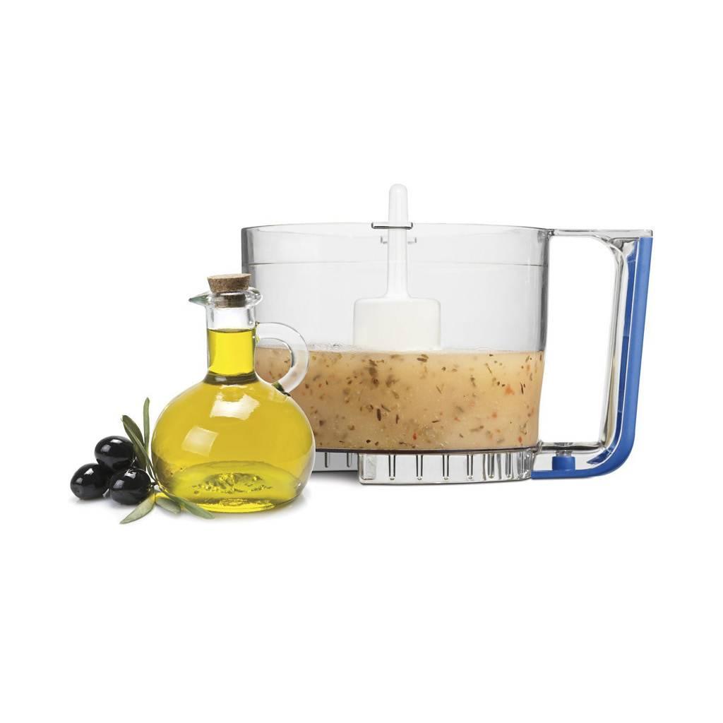 DLC-2ASMC Mini-Prep Plus Food Processor / Sapphire (90 Days Warranty)