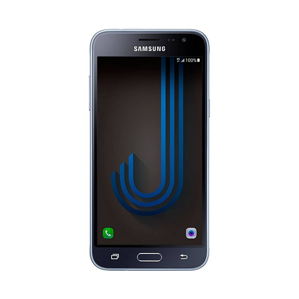 Galaxy J3 16GB Smartphone (Unlocked) - Black