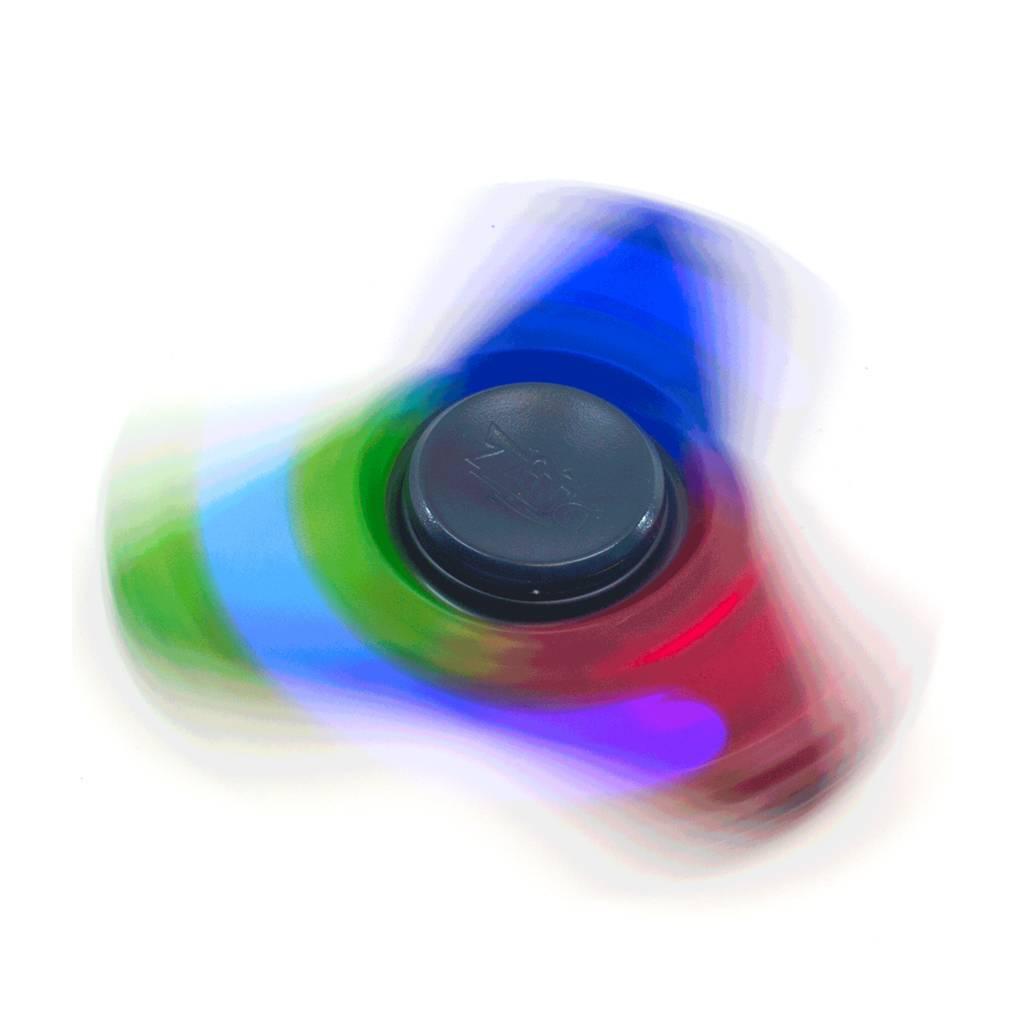Zing Spinbladez Tripple LED Fidget Spinner (3 LED)