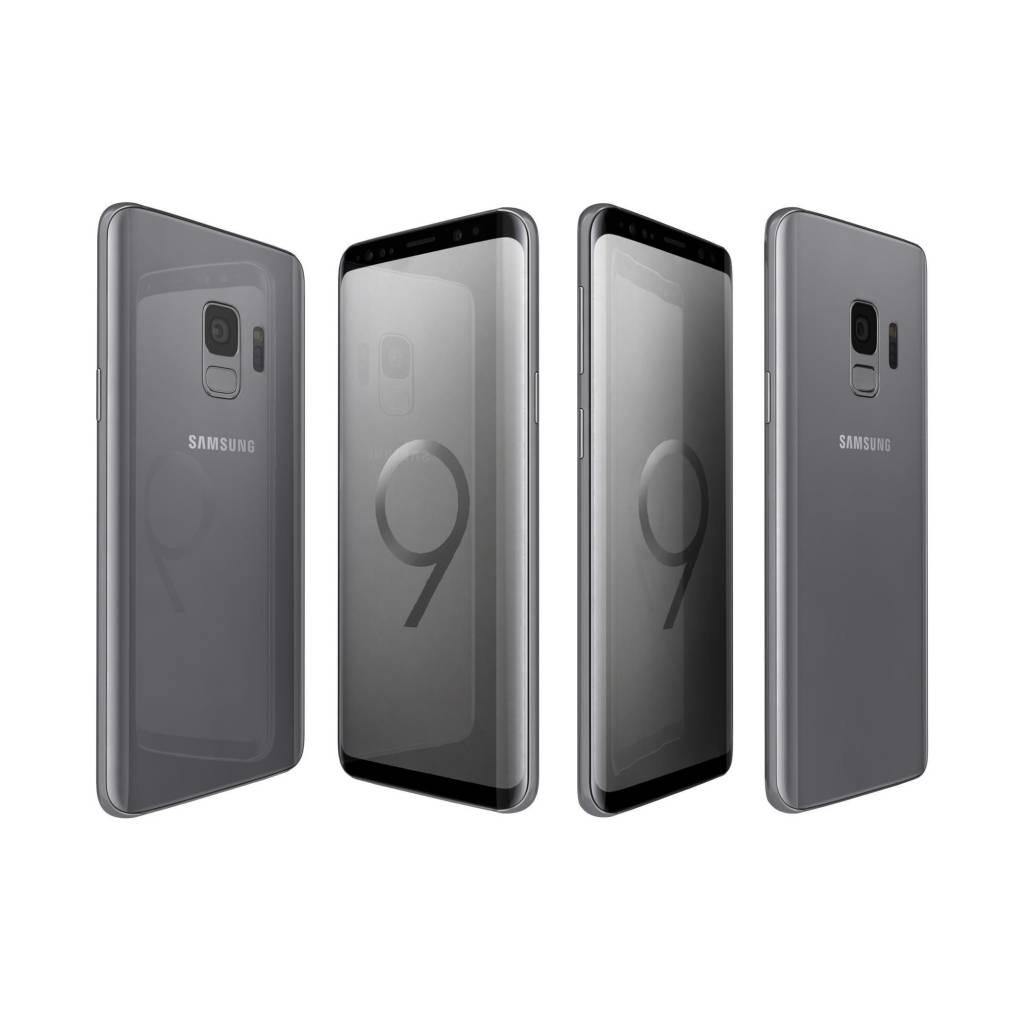 samsung galaxy s9 grey titanium