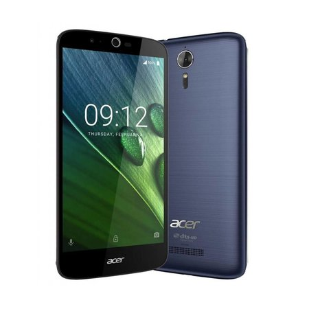 Acer Liquid Zest Plus T08 16GB Dual Sim Smartphone (Unlocked) - Blue