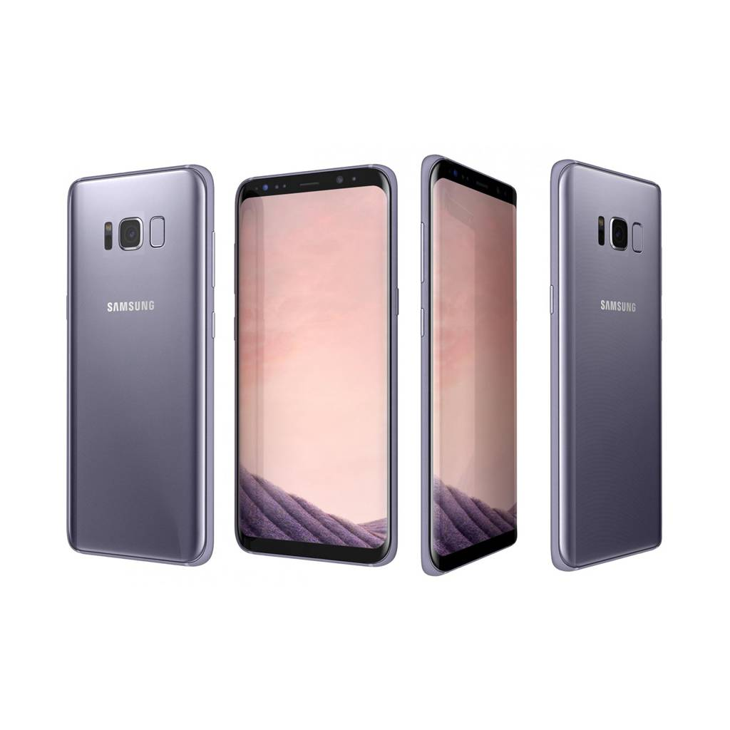 Galaxy S8 64GB Smartphone (Unlocked) - Orchid Grey