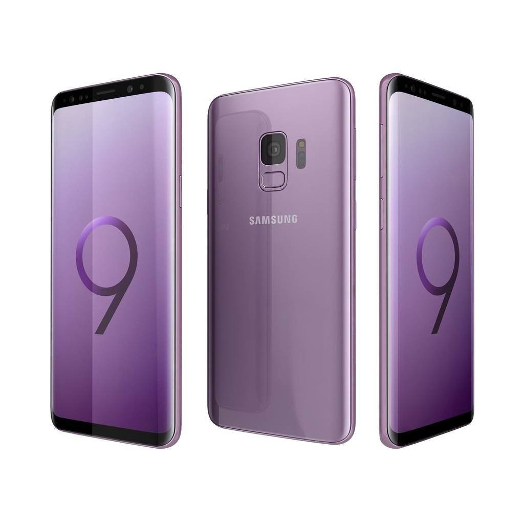 Galaxy S9+ 64GB Smartphone (Unlocked) - Lilac Purple