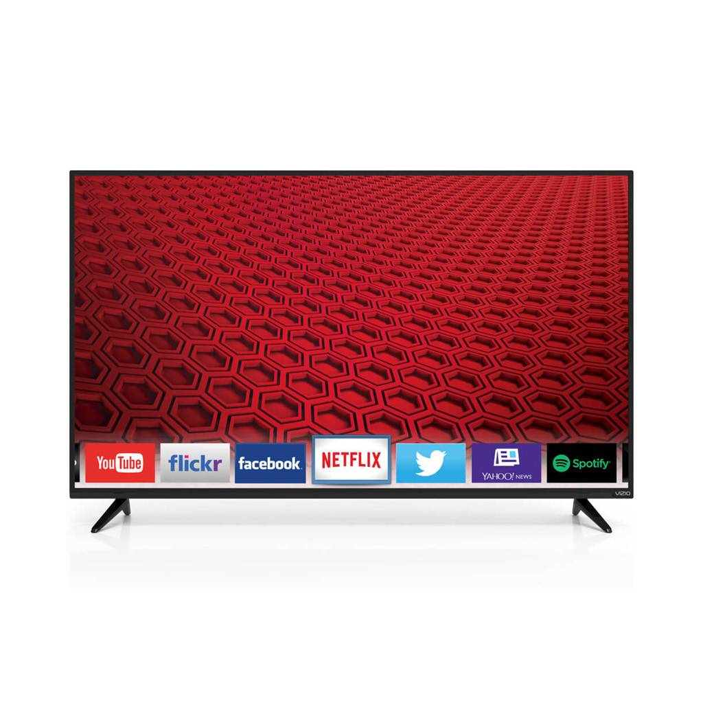 "Vizio E65-E1 65"" 4K UHD HDR 120Hz LED SmartCast Smart TV"