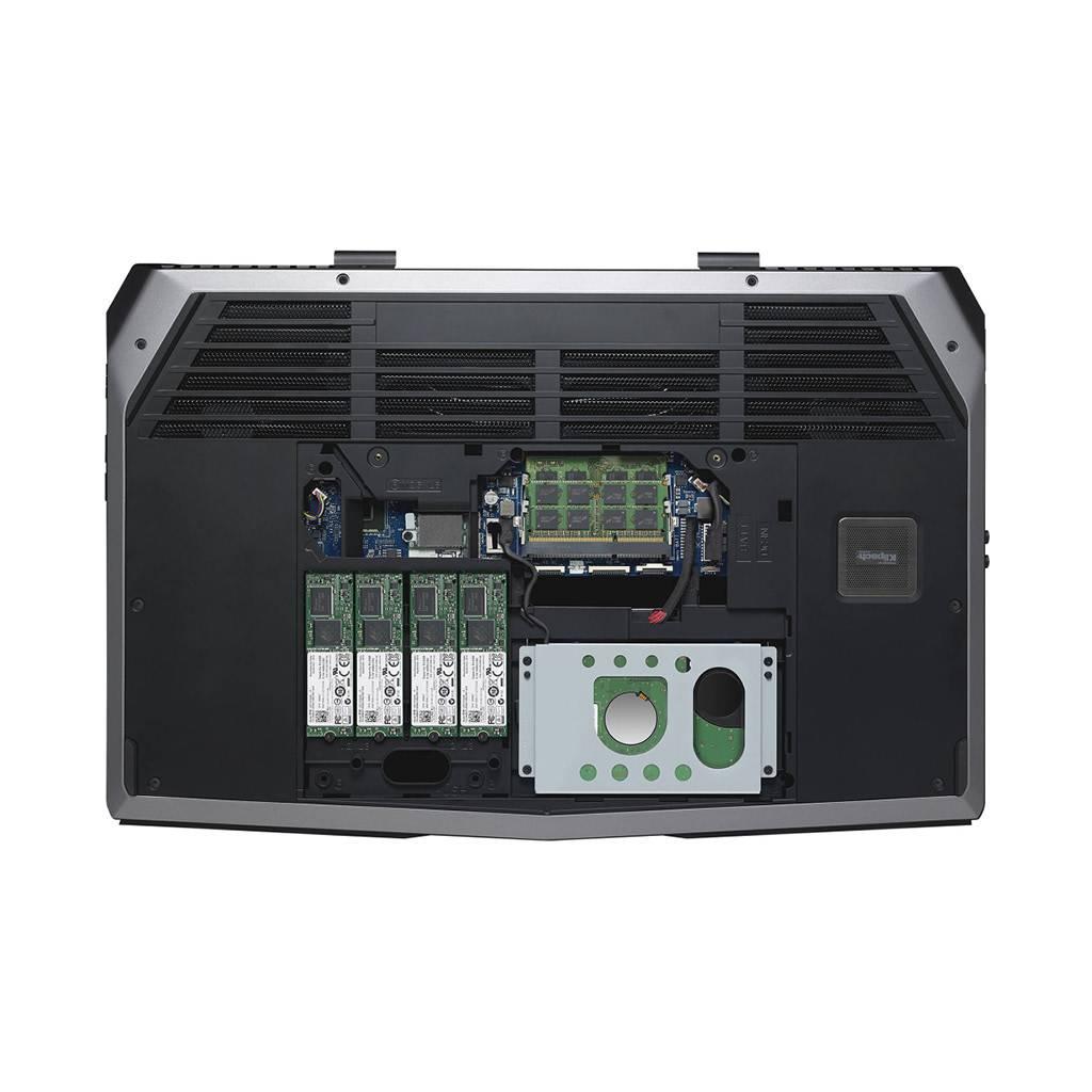 Alienware 17 R3 / i7-6700HQ / 16GB RAM / SSD + HDD / NVidia GTX 970M