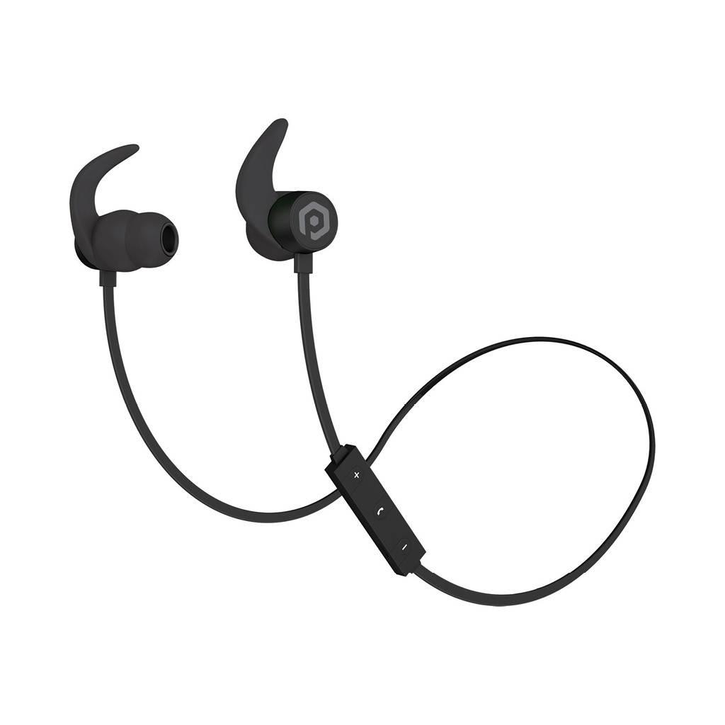 Pom Gear X-Fit  Sport Bluetooth Earbuds - Black