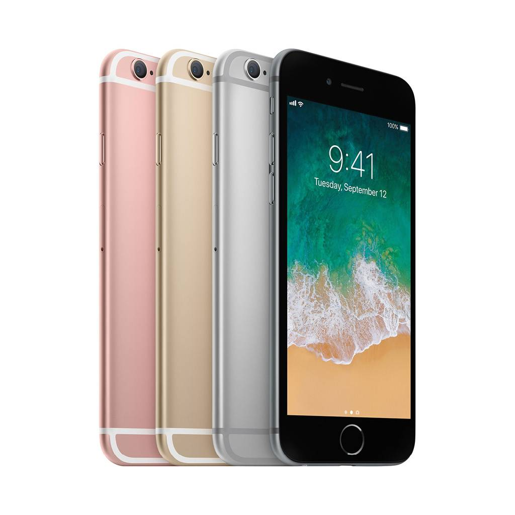 iPhone 6s Plus 128GB Unlocked - Rose Gold