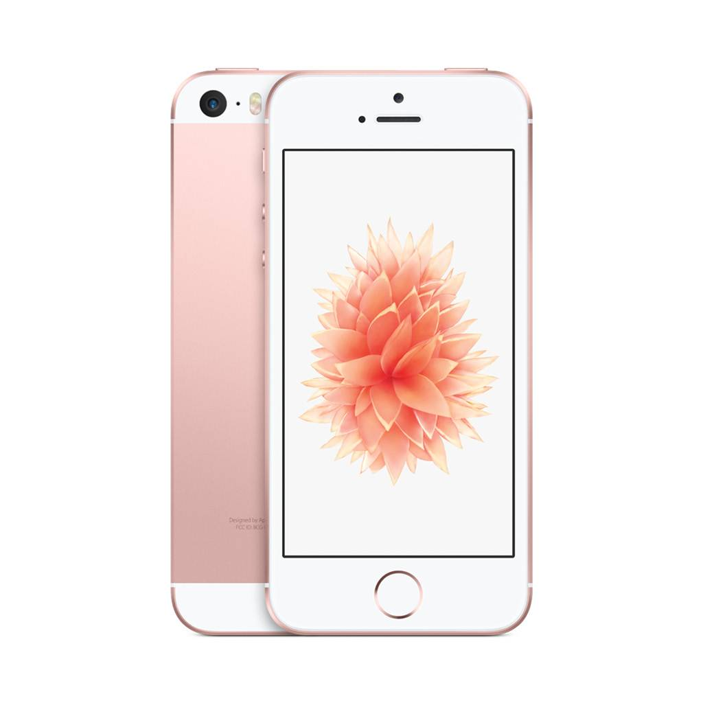 iPhone SE 64GB Unlocked - Rose Gold