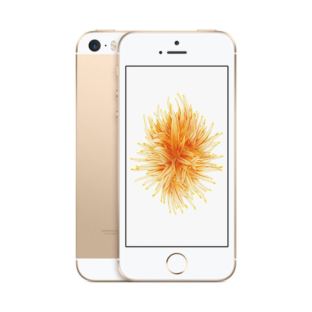 iPhone SE 64GB Unlocked - Gold