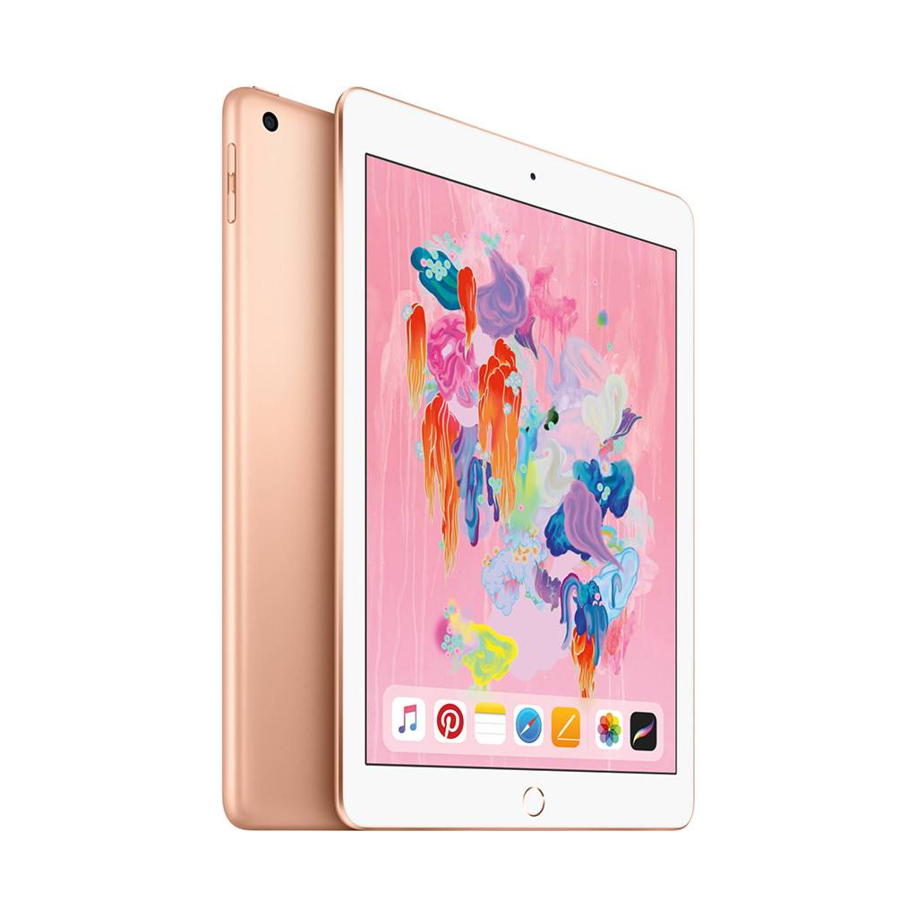 "iPad 2018 (6th Generation) 9.7"" 128GB with WiFi - Gold"