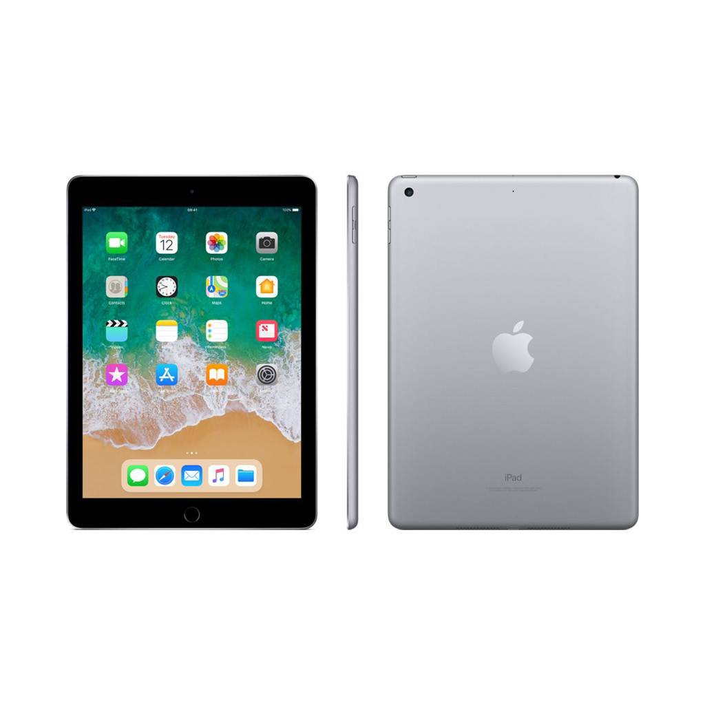 "iPad 2018 (6th Generation) 9.7"" 128GB with WiFi - Space Grey"