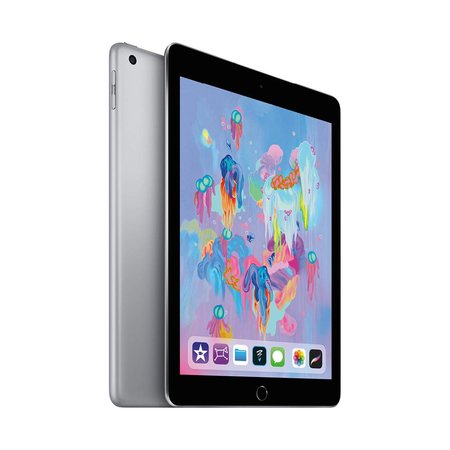 "iPad 2018 (6th Generation) 9.7"" 32GB with WiFi - Space Grey"
