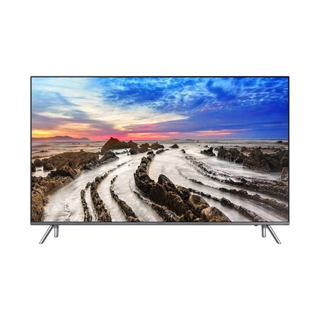 "UN75MU8000 75"" 4K UHD HDR 240MR LED Tizen Smart TV"
