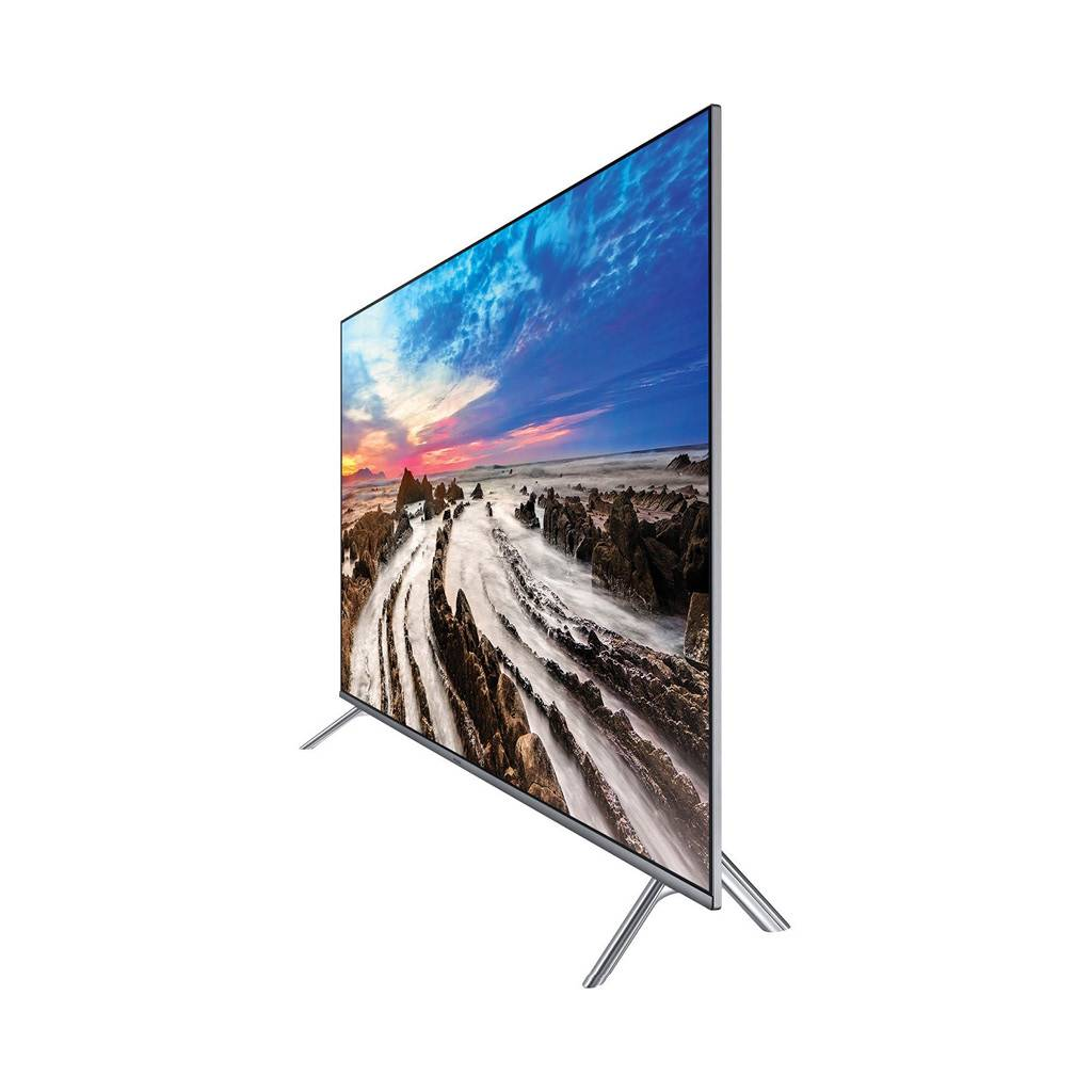 "UN75MU8000 75"" 4K UHD HDR 120Hz (240MR) LED Tizen Smart TV"