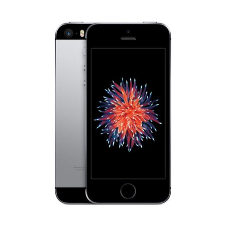 iPhone SE 16GB Unlocked - Space Grey