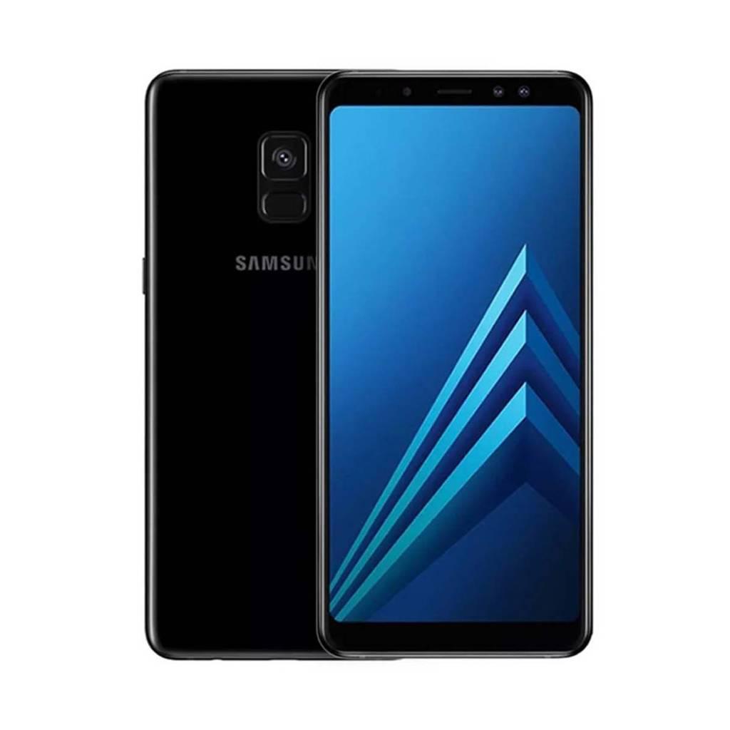 Galaxy A8 32GB Smartphone (Unlocked) - Black