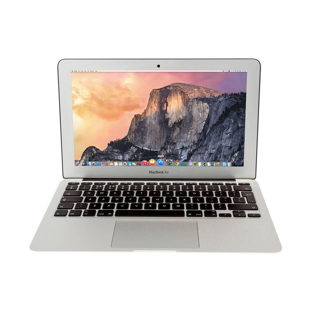 MacBook Air (Early 2015) / Intel-Core i5 (1.6GHz) / 4GB RAM / 128GB SSD / 13.3-in / MacOS