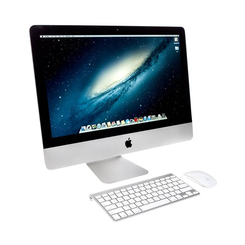iMac (Late 2013) / Intel-Core i5 (2.7GHz) / 8GB RAM / 1TB HDD / 21.5-in / MacOS