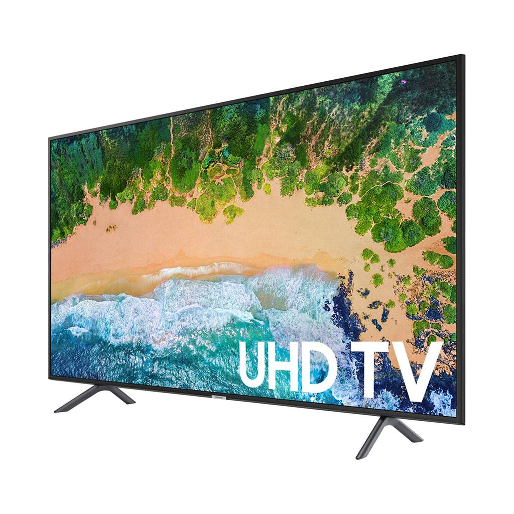 "UN75NU7100 75"" 4K UHD HDR 120Hz LED Tizen Smart TV"