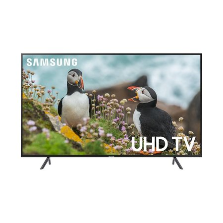 "UN40NU7100 40"" 4K UHD HDR 120Hz LED Tizen Smart TV"