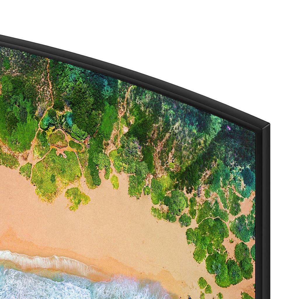"UN65NU7300 65"" 4K UHD HDR 120Hz Curved LED Tizen Smart TV"