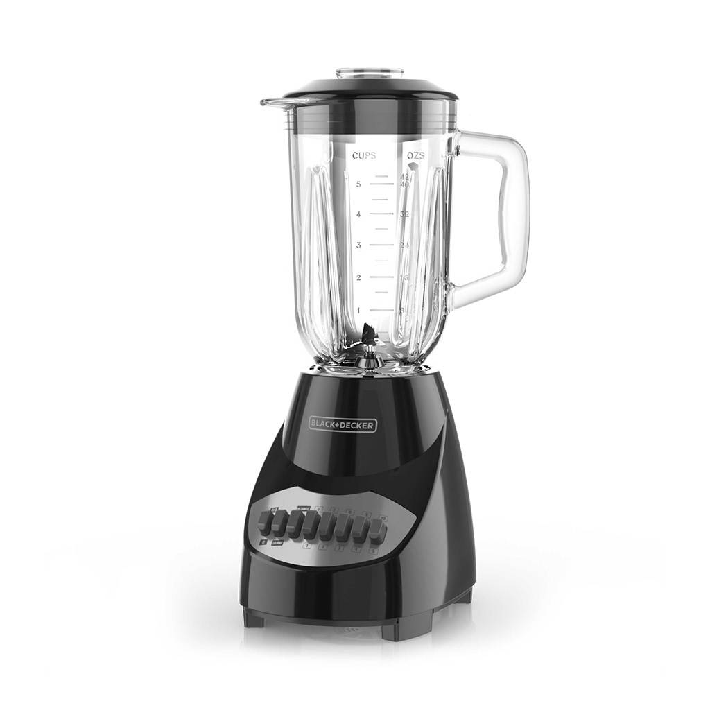 Black & Decker 550W 10-Speed Blender BL2010BGC