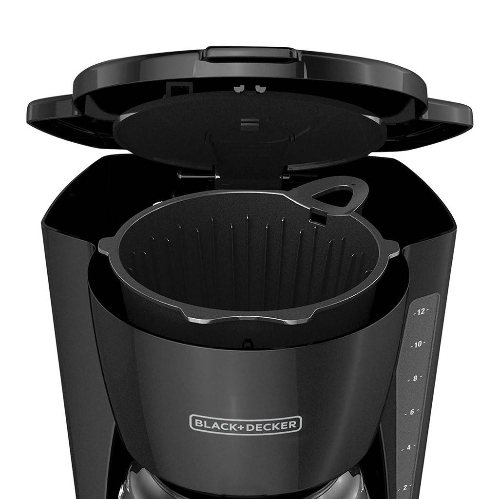 Black & Decker Programmable 12 Cup Coffee Maker CM1105BC - Black