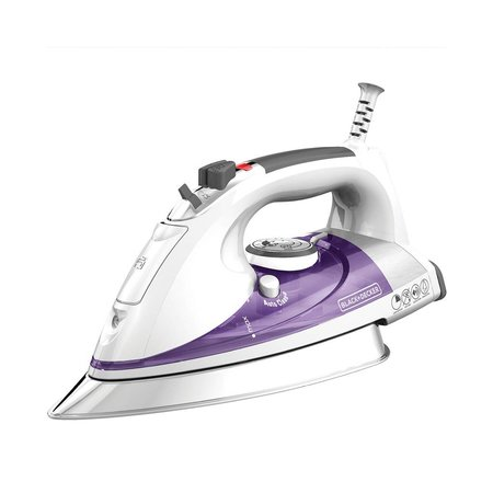 Black & Decker Easy Steam Compact Iron IRO4VC