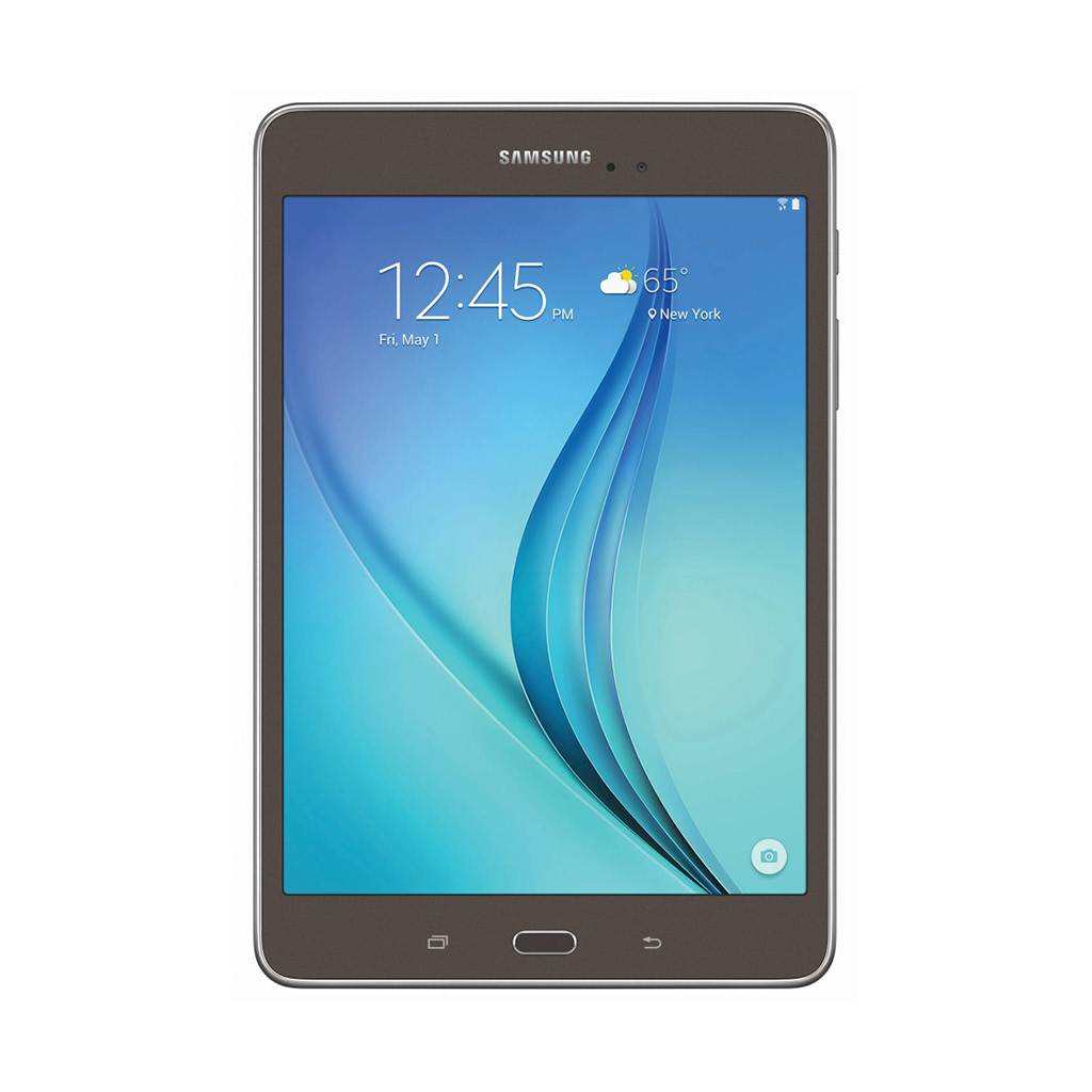 "Galaxy Tab A 8.0"" 16GB Android Tablet - Black"