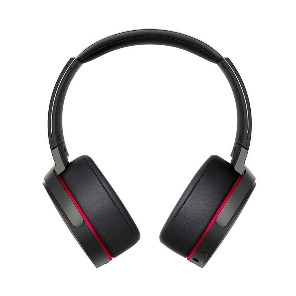 MDR-XB950B1 Over-Ear Wireless Headphones with Mic - Black