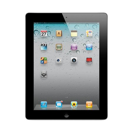 "iPad 2 (2nd Generation) 9.7"" 16GB with WiFi - Black"