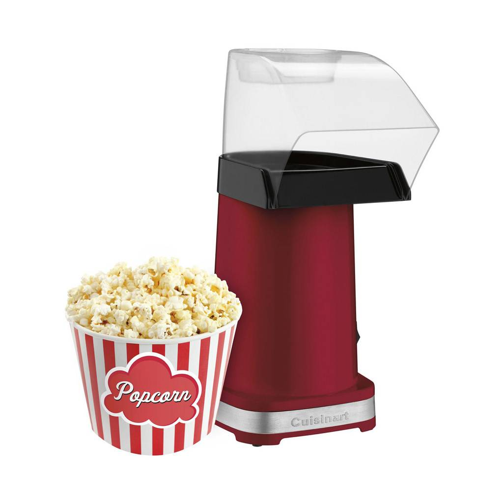 CPM-100C EasyPop Hot Air Popcorn Popper - Red (90 Days Warranty)