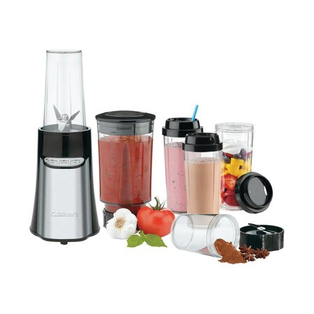 CPB-300 15 Piece Compact Portable Blending & Chopping System (90 Days Warranty)