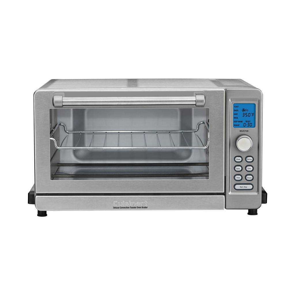 Cuisinart Tob 135 Deluxe Convection Toaster Oven Broiler