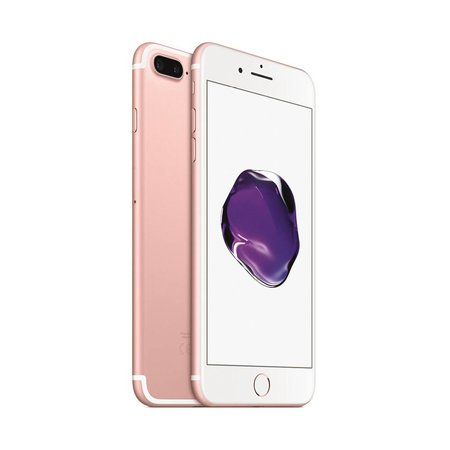 iPhone 7 Plus 128GB Unlocked - Rose Gold