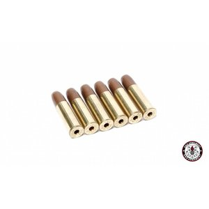 G&G Airsoft G&G G731 Revolver DUMMY Rounds (6 Pack)